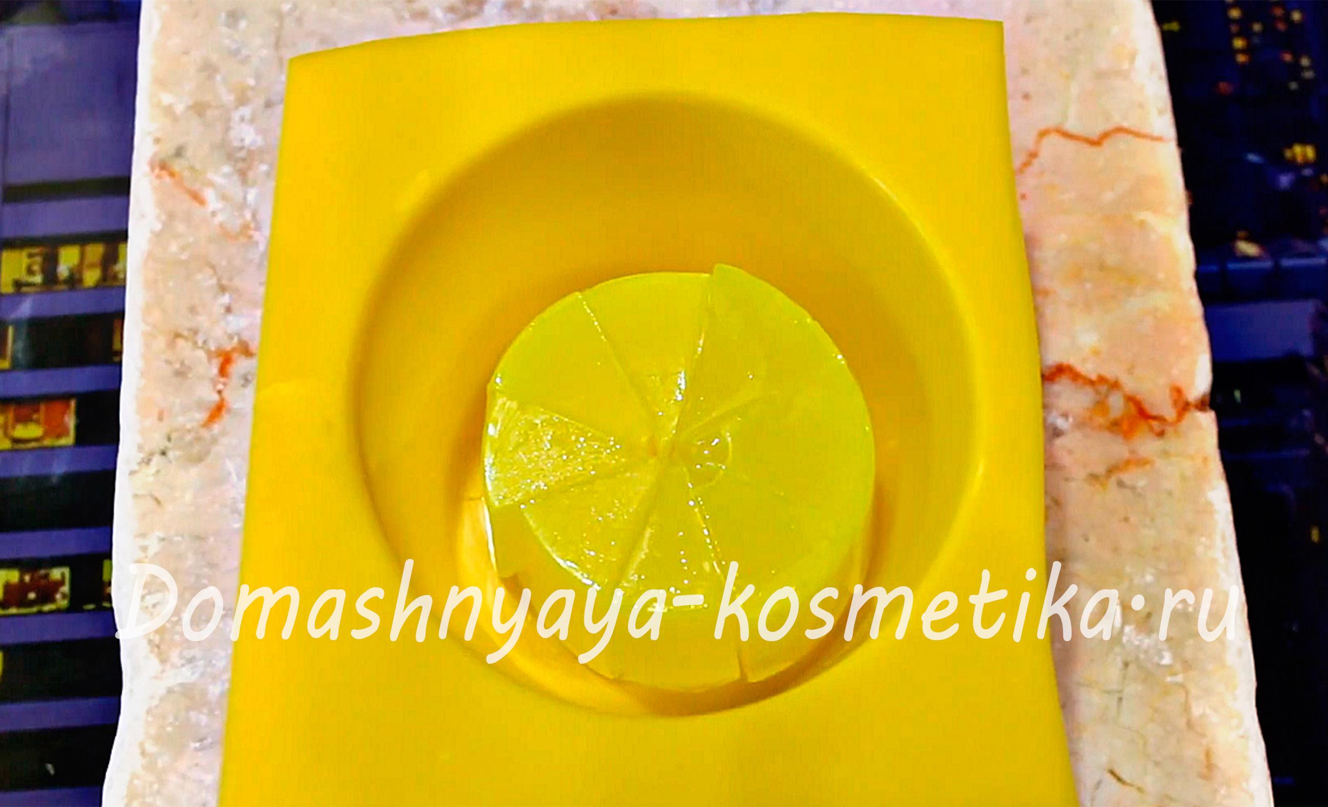Мыло из лимона своими руками 442