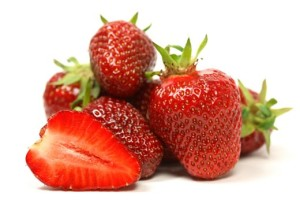 strawberry-facial-mask