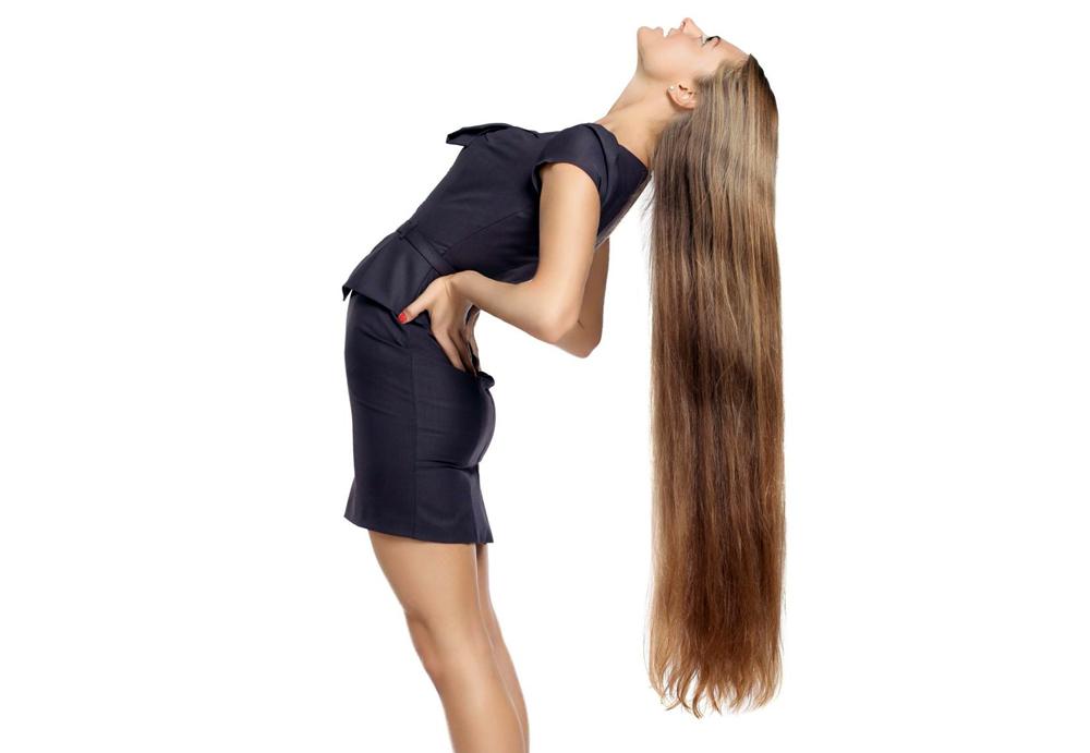 Как отрастить волосы быстро в домашних условиях  184