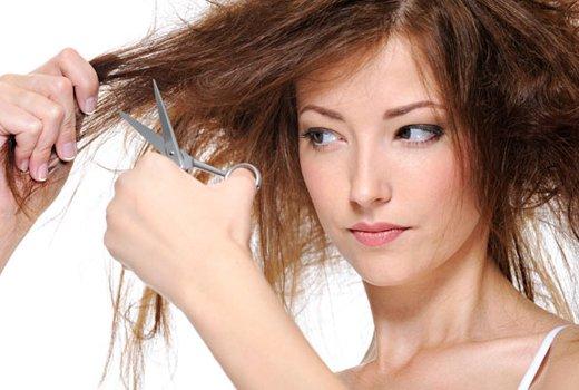 Чтобы волосы не пушились и были гладкими средство