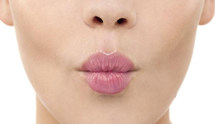 крем для морщин над верхней губой