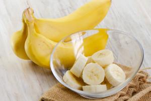 маски с бананом
