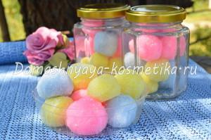 Сахарный скраб из мыльной основы: рецепт