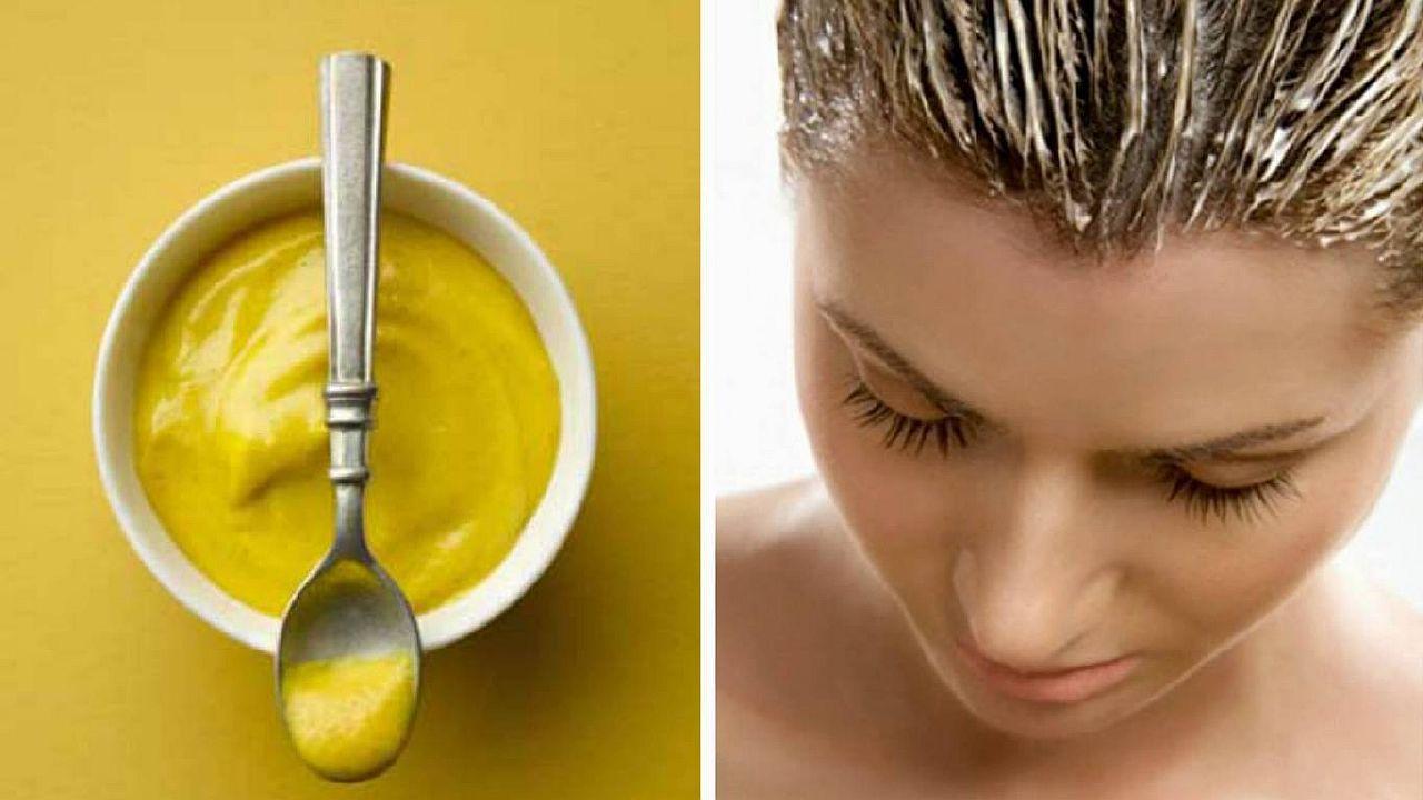 Горчичная маска для роста волос рецепт в домашних условиях