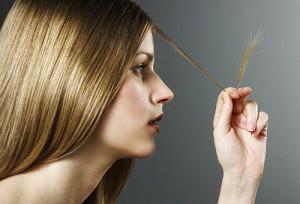 Как лечить секущиеся кончики волос
