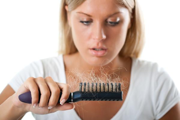 Как остановить выпадения волос