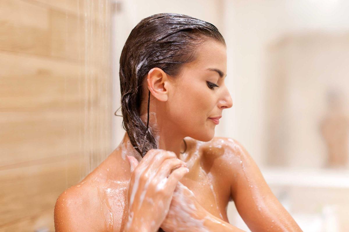 Типы шампуней для волос