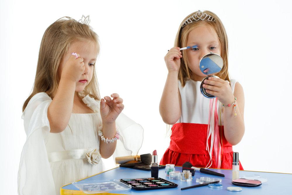Советы по выбору детской косметики
