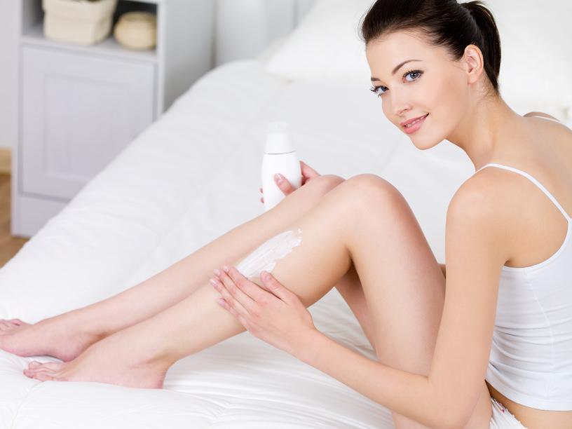 Средства по уходу за кожей после шугаринга