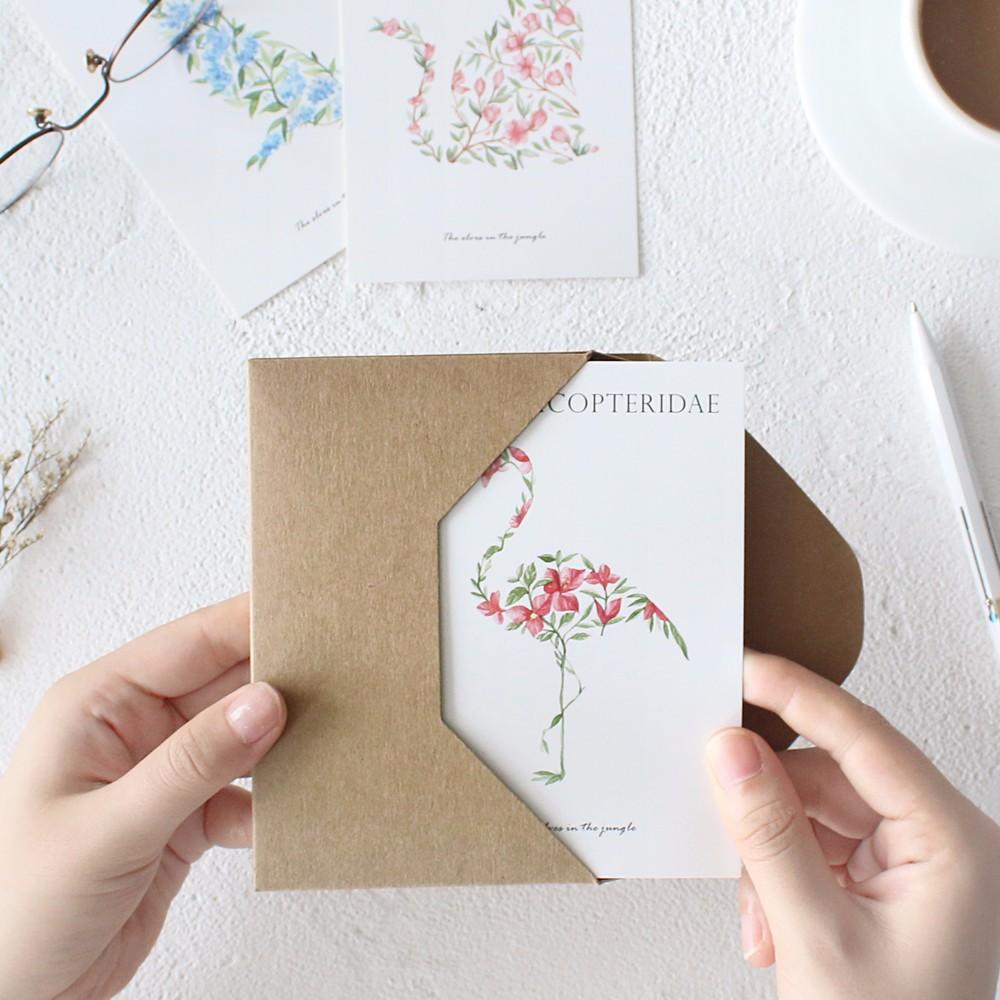 открытки в типографии Форвард Принт