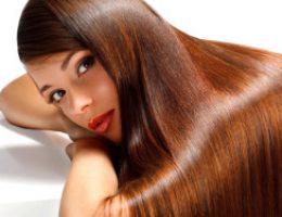 Миниатюра к статье Домашние маски для блеска волос