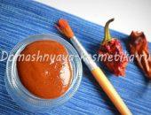 Миниатюра к статье Маска для ногтей с красным перцем