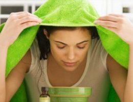 Миниатюра к статье Как распарить лицо для чистки в домашних условиях