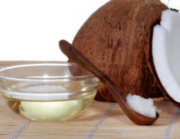 Миниатюра к статье Маски для волос с кокосовым маслом