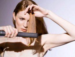 Миниатюра к статье Как восстановить волосы после утюжка