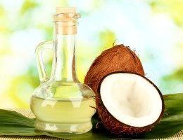 Миниатюра к статье Кокосовое масло: рецепты масок для волос