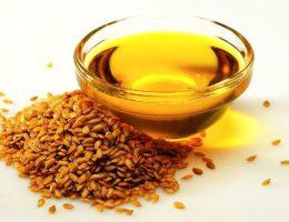 Миниатюра к статье Льняное масло для волос