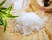 Миниатюра к статье Ванночки с морской солью для ног